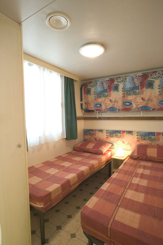 The Burano 2 Bedroom Air Conditioned Mobile Home At Union